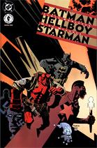 Batman Hellboy Starman