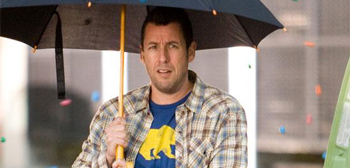 First Look: Adam Sandler in Christmas Comedy Bedtime Stories