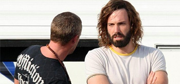 First Look: Wacky Ben Affleck in Mike Judge's Extract
