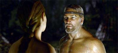 Ray Winstone as Beowulf