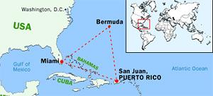 Bermude Triangle