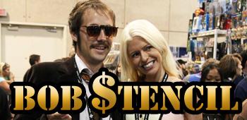 FS.net Presents Bob $tencil at Comic-Con 2008!