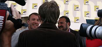 Bob $tencil's Post-Comic-Con Photo Blog