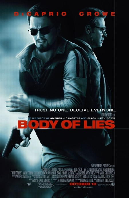 Body of Lies Poster