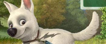 First Look: Disney's Bolt