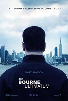 Bourne Ultimatum Poster