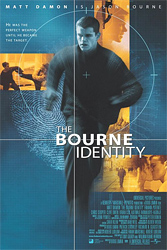 Bourne Identity Poster