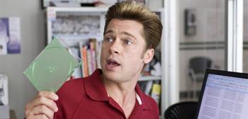 Brad Pitt in Burn After Reading