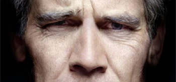 Josh Brolin as George W. Bush