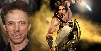 Jerry Bruckheimer Updates Prince of Persia