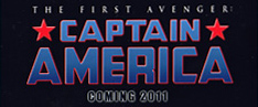 The First Avenger: Captain America