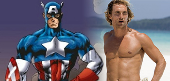 Matthew McConaughey Possibly Captain America