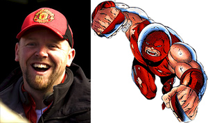 Joe Carnahan and Juggernaut