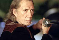 David Carradine in Kill Bill