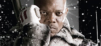 First Look: Samuel L. Jackson as The Octopus in The Spirit