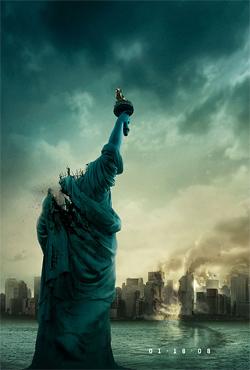 Cloverfield / 1-18-08 Poster