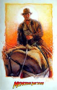 Indiana Jones IV Poster