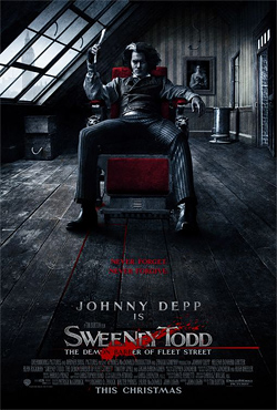 Sweeney Todd Poster