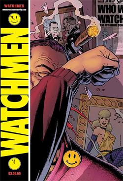 Watchmen Poster