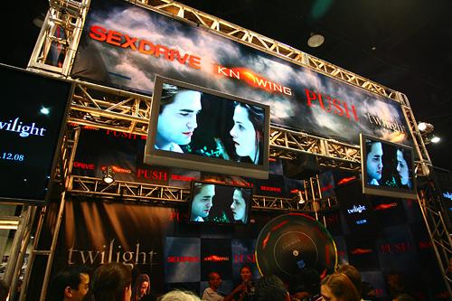 Comic-Con 2008 Preview Night