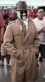 Watchmen Costume