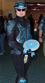 Tron Costume