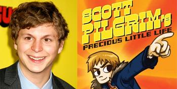 Michael Cera as Scott Pilgrim