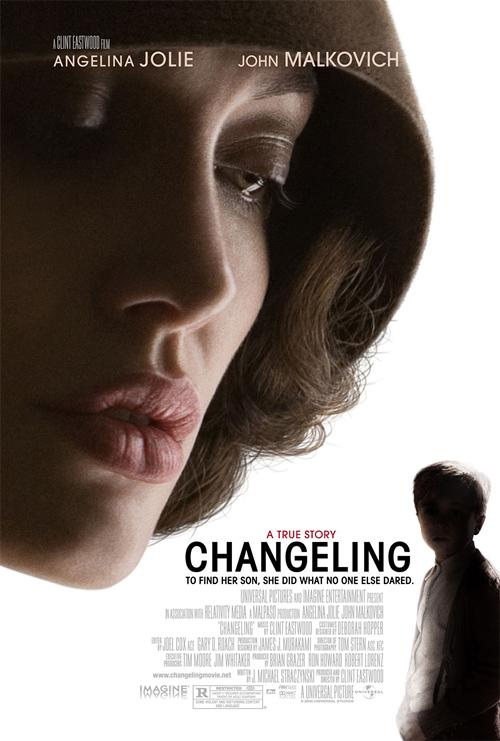 نتیجه تصویری برای changeling 2008 poster