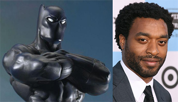 Chiwetel Ejiofor as Black Panther