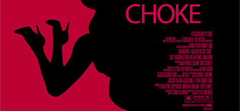 Fox Searchlight's First Poster for Chuck Palahniuk's Choke!