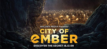Epic City of Ember Poster