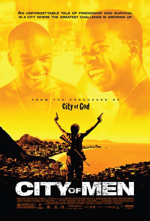City of Men poster