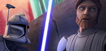 Star Wars: The Clone Wars Trailer