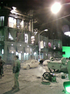 Cloverfield Set