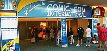 Full San Diego Comic-Con 2008 Schedule