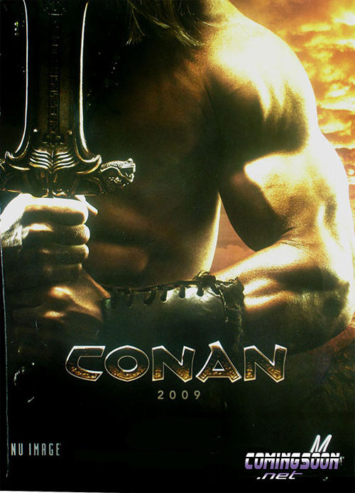 conan the barbarian movie poster. with Conan the Barbarian