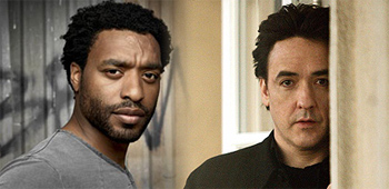 Chiwetel Ejiofor and John Cusack