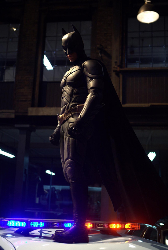 The Dark Knight Bat Suit