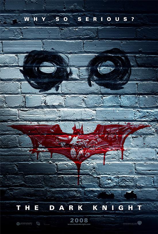 The Dark Knight Teaser Poster