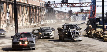 Death Race Trailer