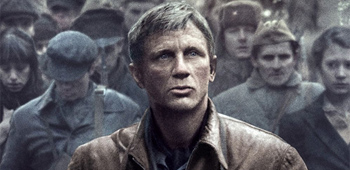 Check This Out: Daniel Craig's Defiance Poster