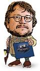Guillermo del Toro directing The Hobbit