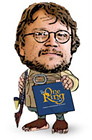 Guillermo del Toro as Hobbit