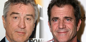 Robert De Niro Joining Mel Gibson in Edge of Darkness