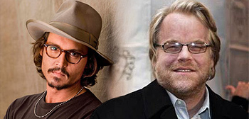 More Crazy Rumors: Michael Caine Says Depp is Riddler, Hoffman is Penguin?!