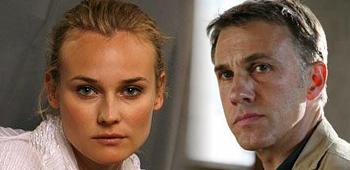 Christoph Waltz and Diane Kruger Join Inglorious Bastards!