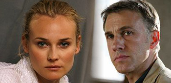 Christoph Waltz and Diane Kruger Join Inglorious Bastards!