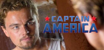 Rumor: Marvel Wants Leonardo DiCaprio as Captain America?