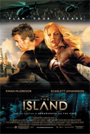 The Island Poster