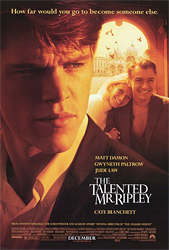 The Talented Mr. Ripley Poster